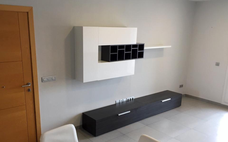 Detalle - Mueble TV